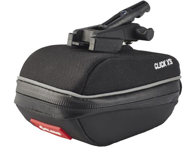 Cube Click Seat Post Bag XS, black